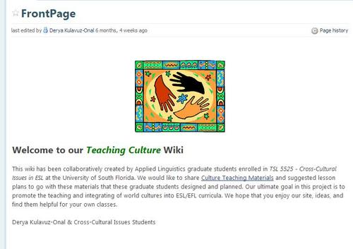 Teachingculturewiki
