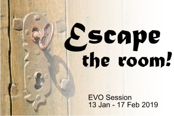 Escape the room! logo